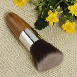 Salon Cosmetic Powder Foundation Buffer Flat Top Makeup Brush
