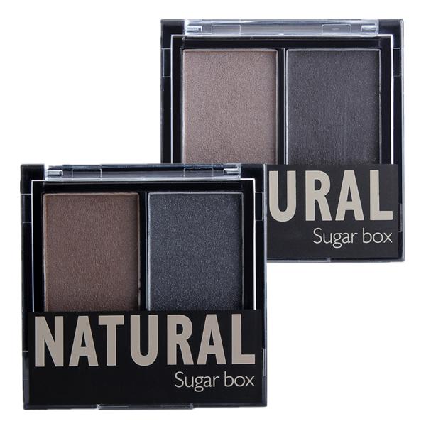 Sugarbox Dual Shade Eyebrow Powder Eye Makeup Makeup