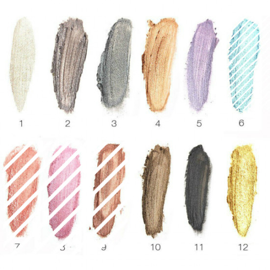 Sugarbox Eyeshadow Pencil Pen Glam Shadow Stick 8 Colors 2021