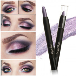Sugarbox Eyeshadow Pencil Pen Glam Shadow Stick 8 Colors