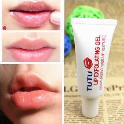 TUTU Lip Exfoliating Gel Magical Moisturizing Lip Exfoliator
