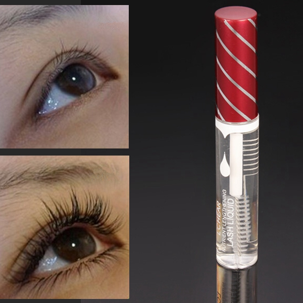 Transparent Eyelash Growth Treatment Nutrient Lengthening Lash Liquid Makeup