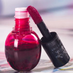 Waterproof Tonymoly Magic Forest Liquid Lip Cherry Pink Lip Gloss