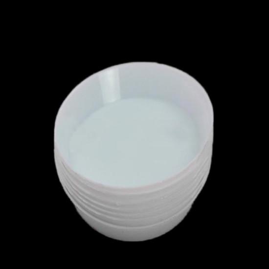 10PCS Plastic Rhinestone Round Tray Plate Nail Tool 2021