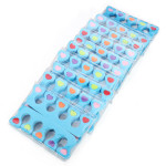 10 Pair Nail Art Soft Finger Toe Separator Pedicure Tool Nail Tools