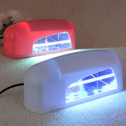 110V/220V Pro 9W UV Lamp Nail Polish UV Nail Gel Curing Lamp