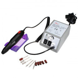 110V Professional Electric Nail Drill Set Manicure Machine