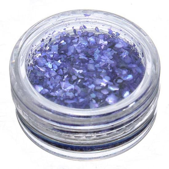 12 Colors Shell Powder Nail Art Decoration 2021