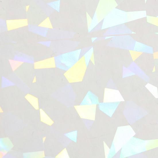 1.2 Meter Acrylic Multicolor Nail Art Transfer Foil Strip Decoration 2021