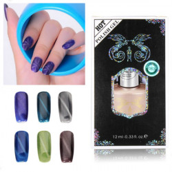 12ml Cat Eyes Magnetic Magic Nail Art UV Gel Polish