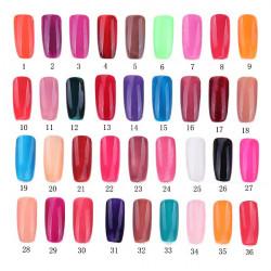 150 Colors XDJ Nail Art Polish Nail Lacquer 15ML 1-36