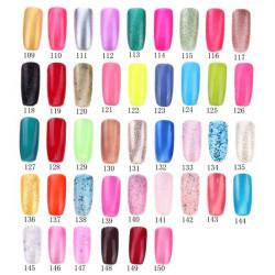 150 Colors XDJ Nail Art Polish Nail Lacquer 15ML 109-150