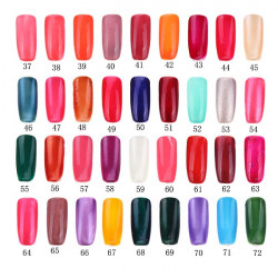 150 Colors XDJ Nail Art Polish Nail Lacquer 15ML 37-72