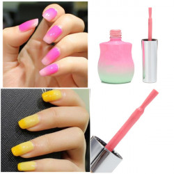 15ML Temperature Change Color Soak Off Nail Art UV Gel Polish