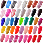 15ml Colorful Nail Art Soak off UV Gel Polish Nail Art