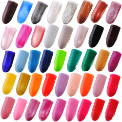 15ml Colorful Nail Art Soak off UV Gel Polish