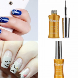 15ml Soak Off Nail Art Pen Varnish Polish Gel
