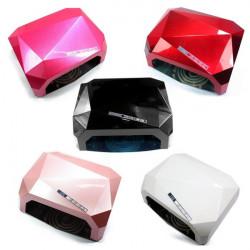 18Watt 100-240V Diamond Shape LED Lamp Nail Art UV Gel Dryer