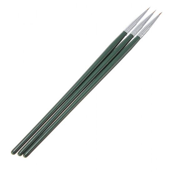 1pcs Tiny Acrylic Nail Art Tips Drawing Pen Brush 2021