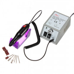 220-240V Professional Manicure Pedicure Electric Drill Nail Art Set