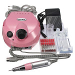 220V-250V Electric Nail Drill Machine Set Manicure Pedicure Tool Nail Art