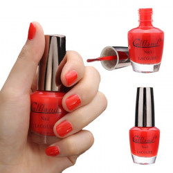 4 Colors 15ML Nail Art Varnish Polish Nail Enamel