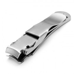 8cm Stainless Steel Finger Toe Nail Art Manicure Clipper Trimmer