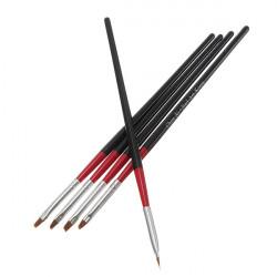 Acrylic UV Gel False Tips Builder Nail Art Drawing Brush Pen