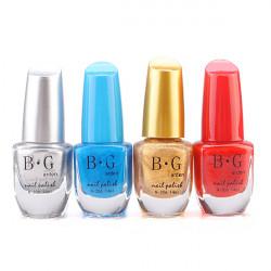 BG 46 Colors Nail Polish Multicolor 14ML