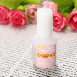 Durable Glitter Nail Glue With Brush  Nail  Art  Adhesive Supplies