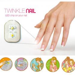 Fantastic NFC Nail Sticker Flash LED Magic Decal Party Club