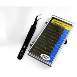 Individual False Eyelash Extension ESD Nip Tweezer Tool