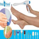 Multi-Function Toe Nails Manicure Machine Motorized Pedicure Kit Nail Art