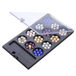 Multi-color Round Nail Art Glitter Crystal Rhinestone Phone Decoration Nail Art