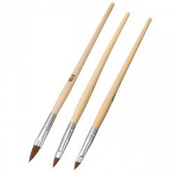Nail Art Tips Builder Design Brush Acrylic UV Gel Drawing Pen
