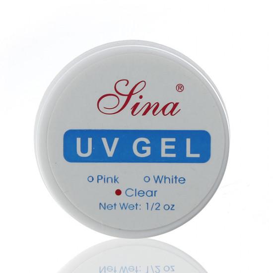 Nail Art Tips UV Top Coat Gel Pen Form File Glue Builder Kit Set