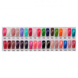 OU JING JIA Sweet Candy Color Nail Beauty Polish Oil 15ml