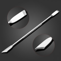 Soak Off UV Gel Polish Nail Remover Cleaner Cuticle Dead Skin Pusher