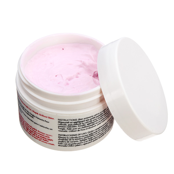 SupperNail Buffing Cream Nail Polishing Wax Nail Art