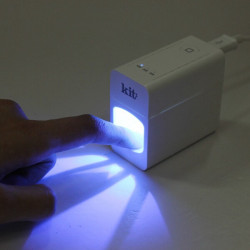 USB Supply LED Phototherapy Nail Art UV Gel Dryer Curing Lamp