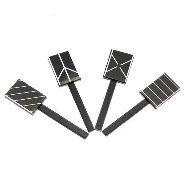 Zebra DIY 3D Nail Art Magnet Magnetic Rod Stick Board Magic Polish Nail Art