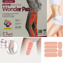 18Pcs Pack MYMI Wonder Slim Patch Slimming Belly Arm Leg Weight Lose