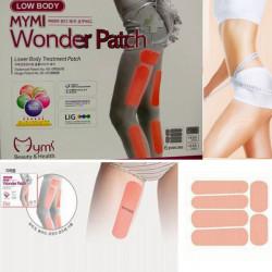 18Pcs Pack MYMI Wonder Slim Patch Slimming Belly Arm Leg Weight Lose