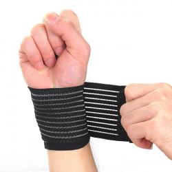 2Pcs Elastic Brace Protection Wrist Sport Compression Bandage
