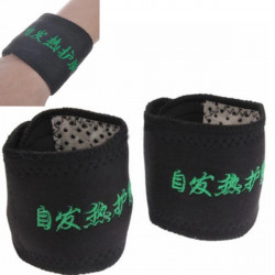 2Pcs Magnetic Therapy Self-Heating Wrist Protectors