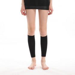420D Black Slimming Leg Shape Socks