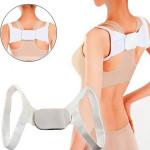 Adjustable Therapy Back Shoulder Brace Support Belt Posture Corrector Personal Care