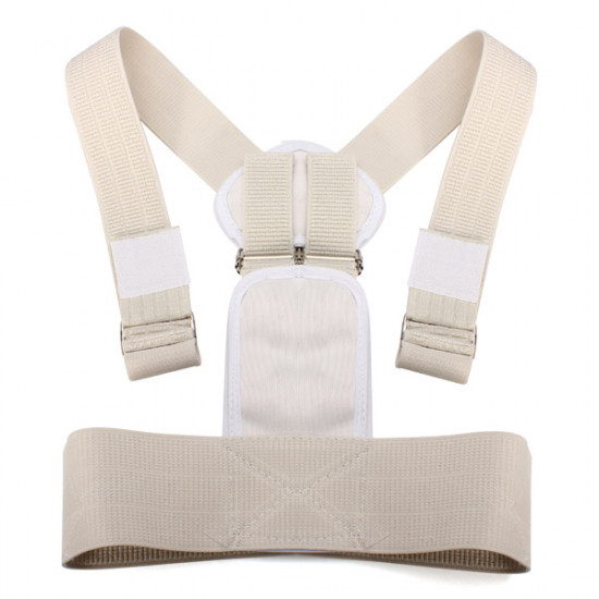 Adult Humpback Kyphosis Back Shoulder Corrector Posture Support Belt 2021