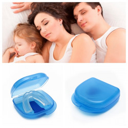 Anti Snoring Mouthpiece Sleeping Aid Snore Stopper Mouth Guard Device