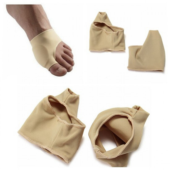 Bunion Care Gel Protector Valgus Protect Sleeves Pad Pain Relief